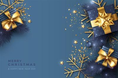 Bingkai-Undangan-Perayaan-Natal