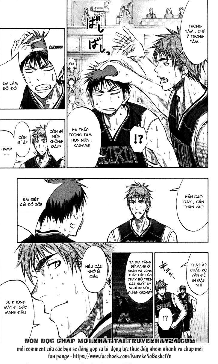 Kuroko No Basket chap 149 trang 14