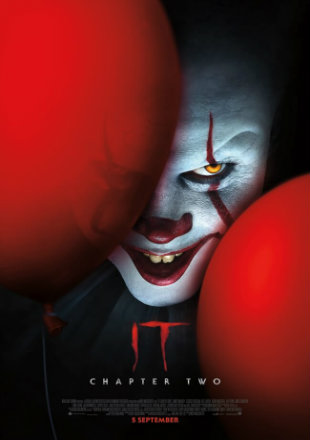 It Chapter Two 2019 Full Hindi Movie Download Dual Audio BRRip 720p