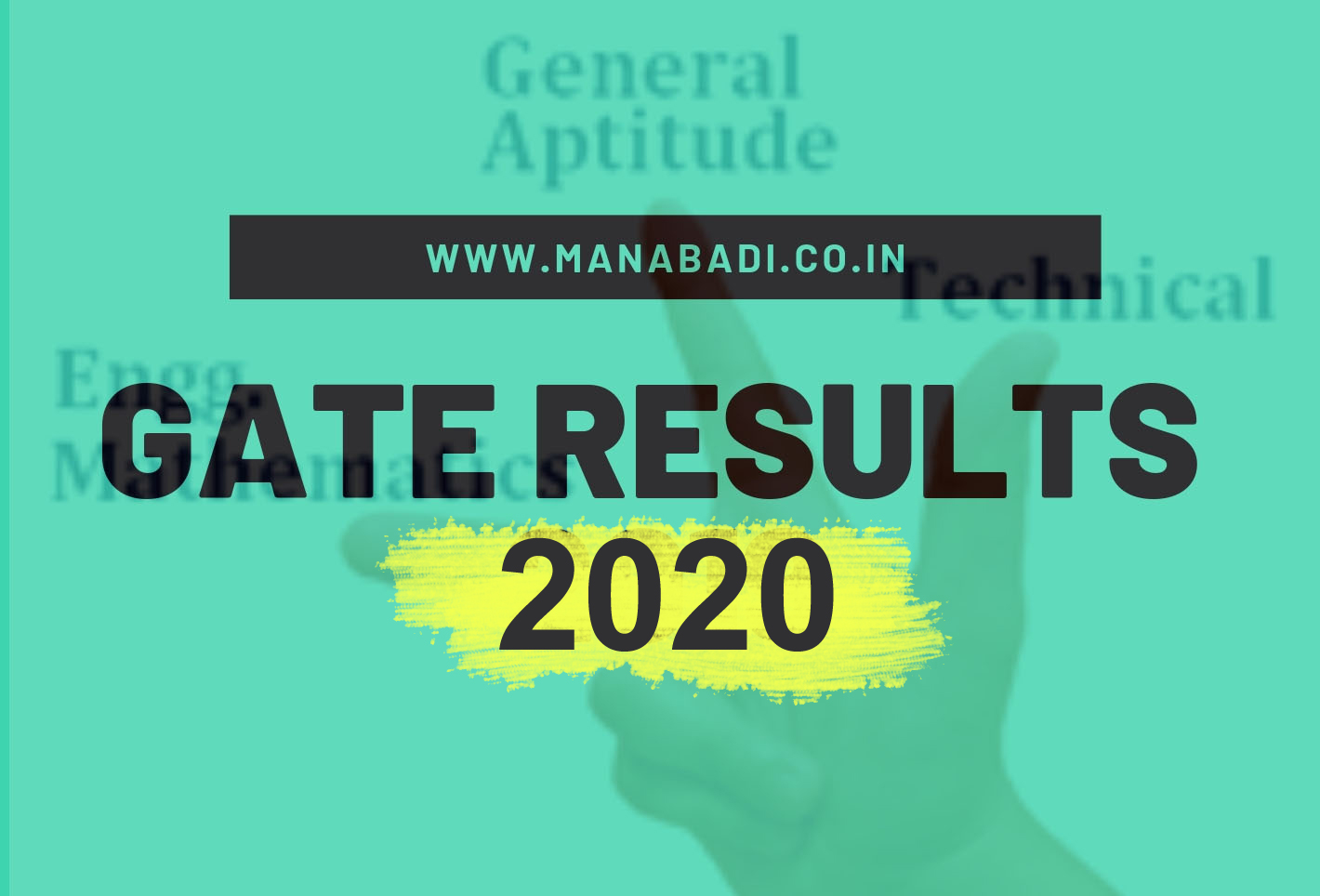 GATE 2020 Results