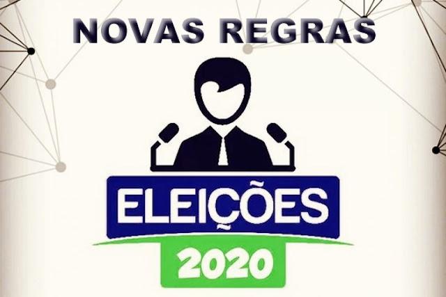 ELEIÇÕES 2020: Atenção Pré-candidatos!!! De olho nas regras