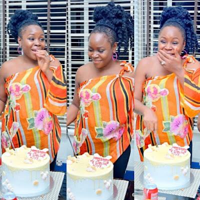 omawumi megbele pregnant again