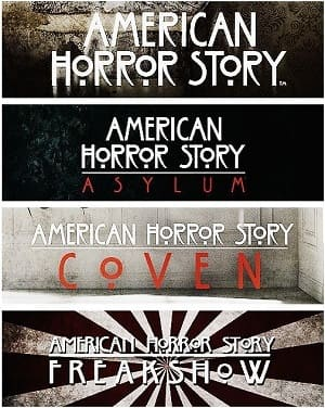 American Horror Story - Todas as Temporadas Séries Torrent Download capa