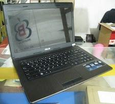 jual laptop bekas asus x44h