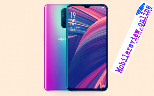 OPPO RX17 (MOBILEREVIEW.ONLINE)