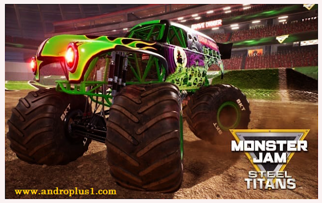 تحميل لعبة Monster Jam Steel Titans مجانا