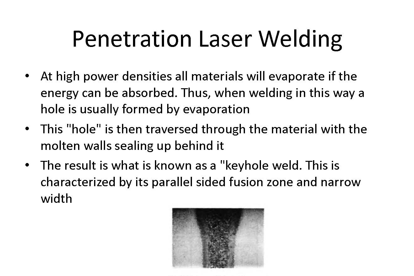 Basics Of Laser Welding Hardfacing Cladding And Diagram Credits