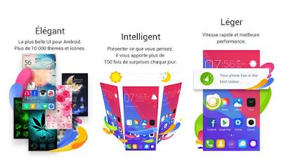 تطبيق GO Launcher Vip النسخة المدفوعة