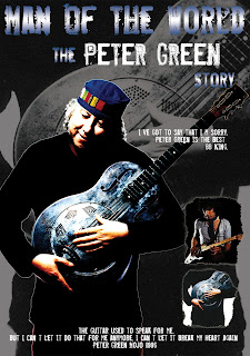 Man of the World: The Peter Green Story DVD