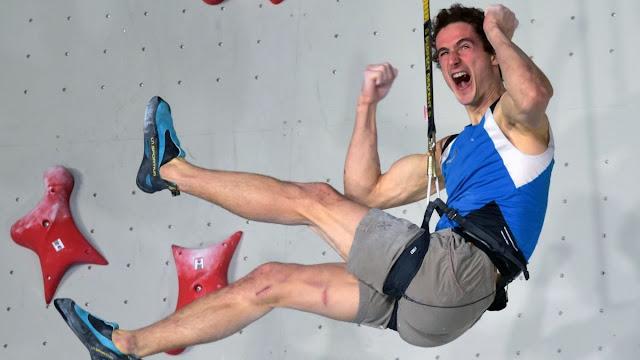 Adam Ondra da Escalada Esportiva, nova modalidade olímpica