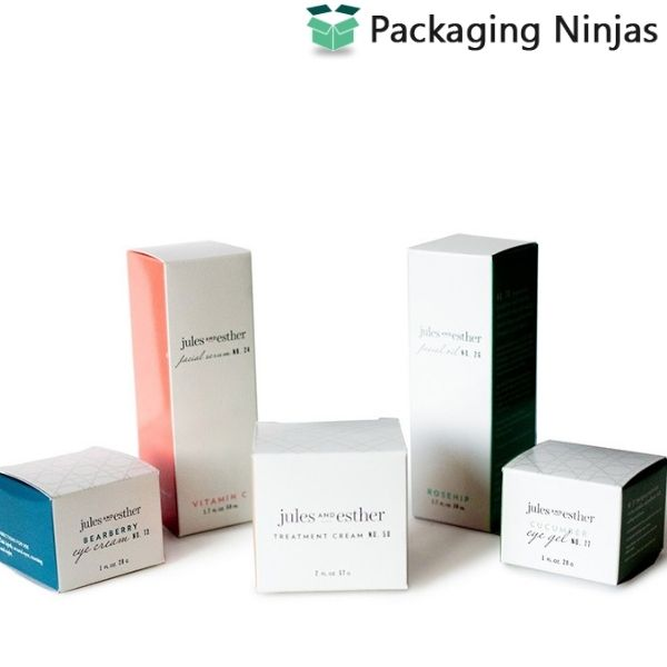 PackagingNinjas is a name of trust as we don't settle on our quality. Our packaging material is eco-accommodating and easy to use. We utilize interesting planning and printing alternatives to make your custom boxes engaging and captivating to the clients.