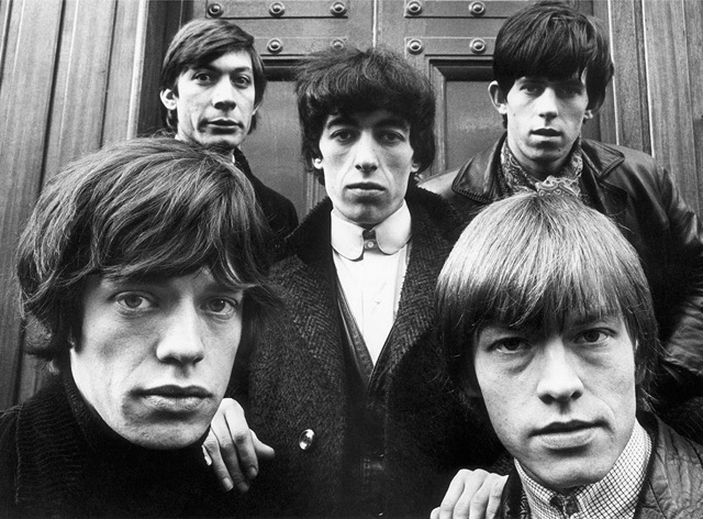 I Rolling Stones fotografati da Terry O'Neill