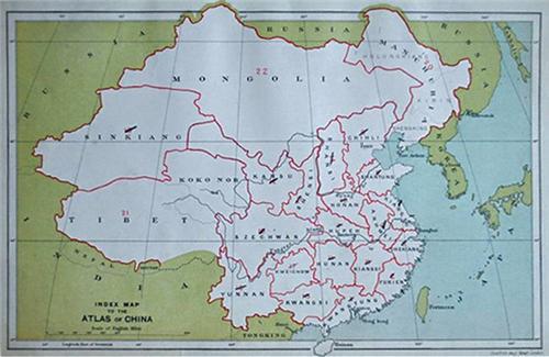 80 bản đồ chứng tỏ Trường Sa - Hoàng Sa không thuộc Trung Quốc