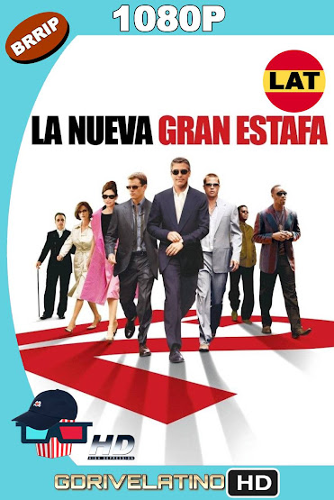 La Nueva Gran Estafa (2004) BRRip 1080p Latino-Ingles MKV