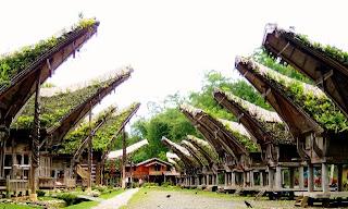 Tempat Wisata di Sulawesi Selatan - Ke'te Kesu