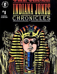 Young Indiana Jones Chronicles Comic