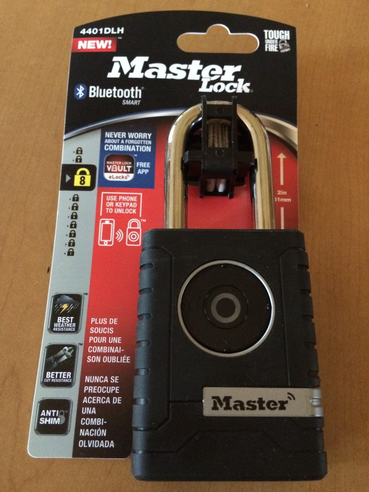 master lock key safe instructions