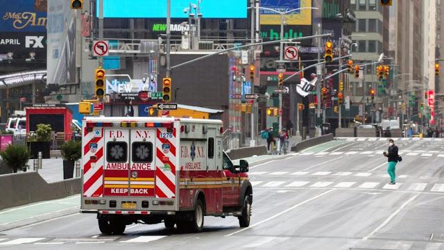 ניו יארק סיטי שטייגט איבער 25 טויזענט טויטע פונעם ווירוס