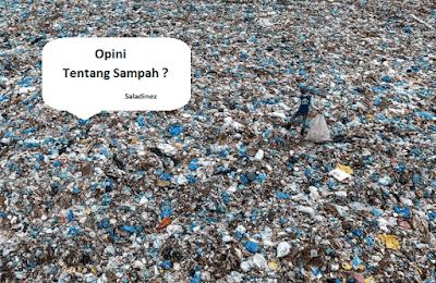 Contoh Teks Editorial / Opini Tentang Sampah Paling Lengkap