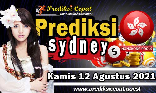 Prediksi Togel Sydney 12 Agustus 2021