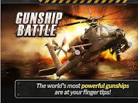 Gunship Battle 3D V2.4.01 Apk Terbaru (Mod Free Shooping)