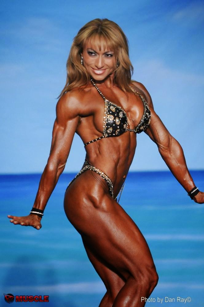 Karina Nascimento - Female Bodybuilding