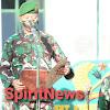 Kasrem 141/Tp, Pimpin Upacara Bendera