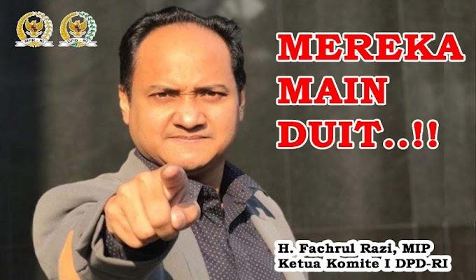 Leo Bakal di Kriminalisasi Lagi, Ini Kata Ketua Komite DPD RI Fachrul Razi