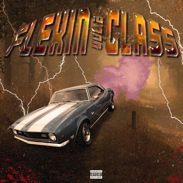 Ouça a tape 'Flexin Class Vol.2', o projeto mundial de Phonk fundado por KVN$ e GU$TAVERA
