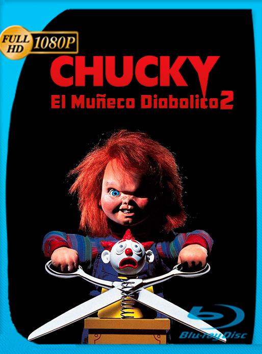 Chucky: El Muñeco Diabólico 2 (1990) HD 1080p Latino Dual [GoogleDrive] [Cespa92]
