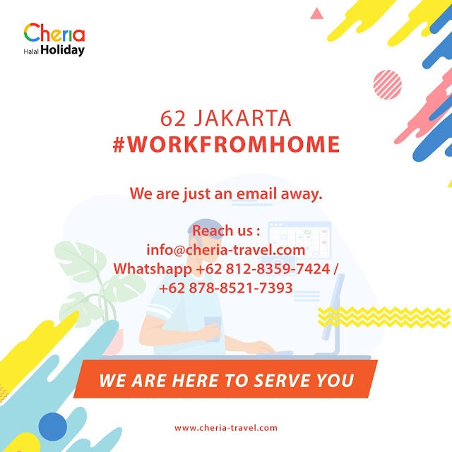 Cheria Work From Home # WFH