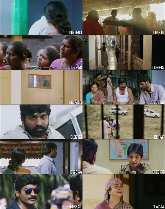 Dharma Durai 2016 Hindi Dubbed 720p 480p Full Movie Download