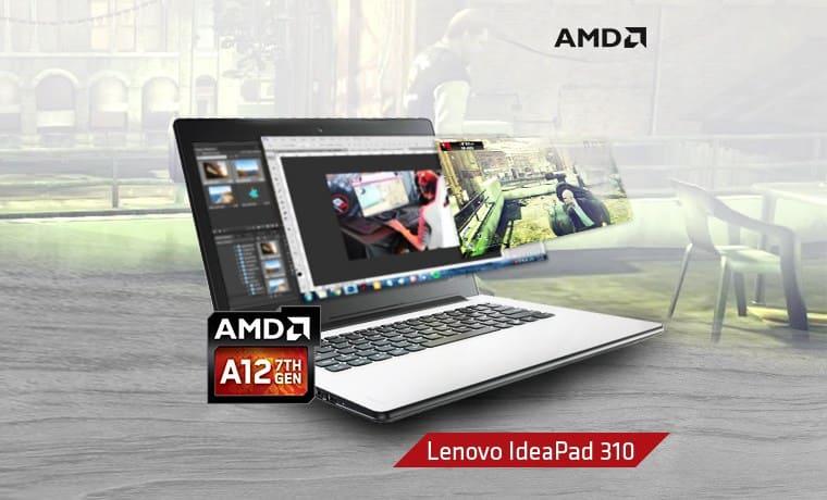 Lenovo IdeaPad 310-15ABR-80ST00-4EID