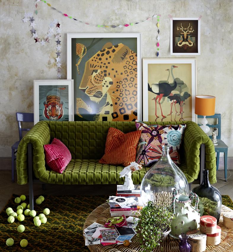 brauntown sch ner wohnen. Black Bedroom Furniture Sets. Home Design Ideas