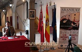 Toros San Fernando Aranjuez 2021