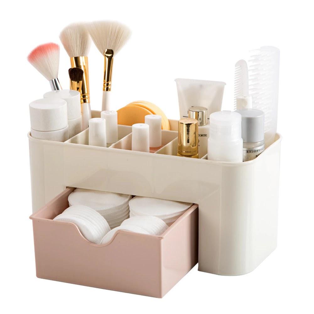Makyaj Saklama Kutuları, Makyaj organizeri, Makyaj saklama, Eviniz İçin Düzenleme ve Saklama Fikirleri