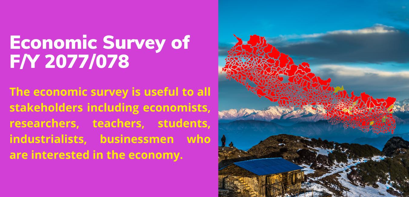 The Economic Survey of F/Y 2077/78