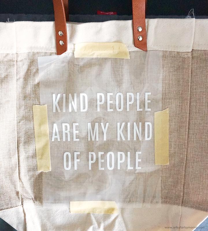 Annie's Kind Tote & Bangle Kit