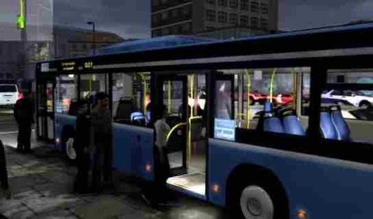 Game Simulator Bus PC