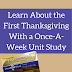 Learn About the First Thanksgiving With a Once-A-Week Unit Study (A Homeschool Crew Review)