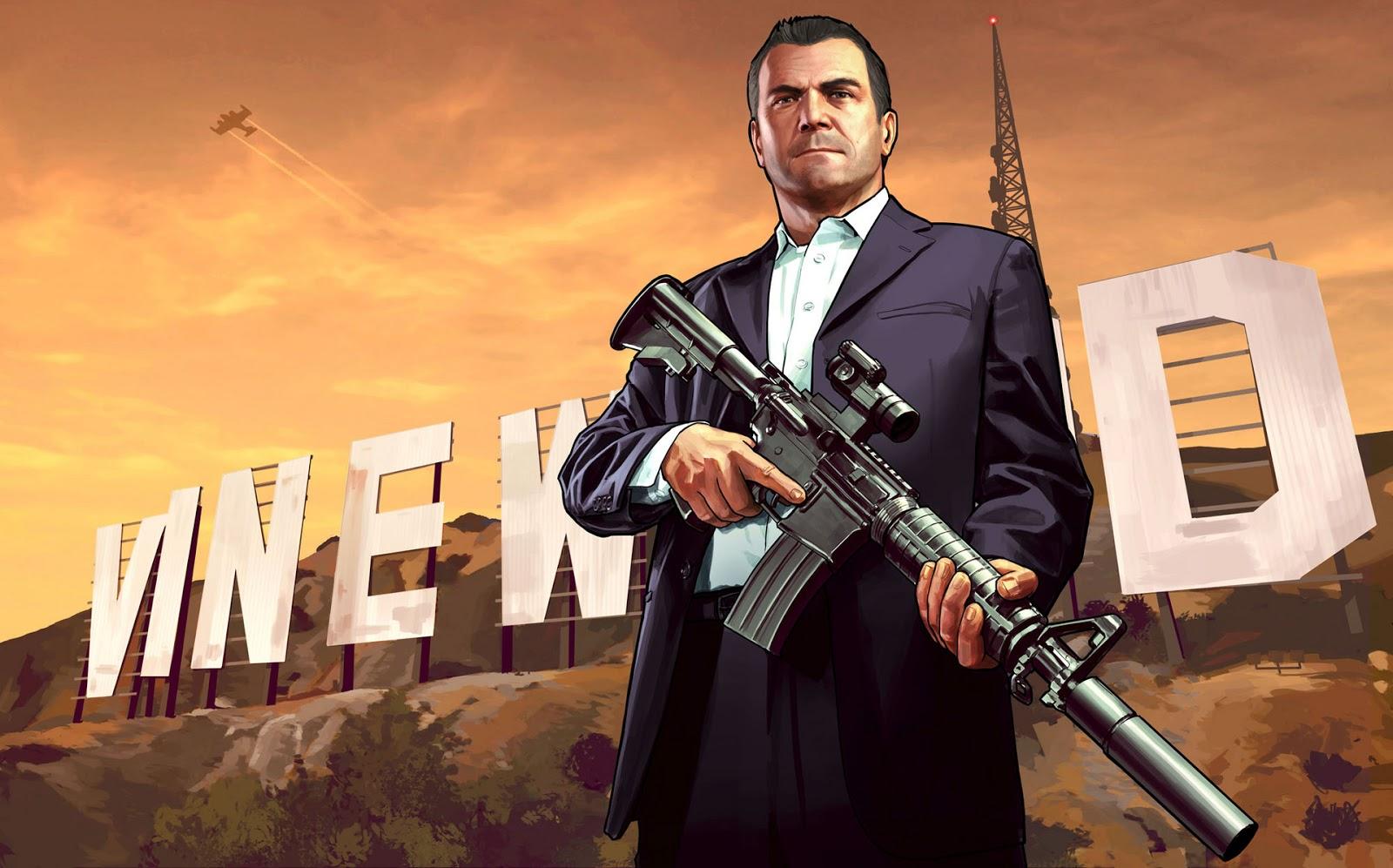 GTA V Characters - GamingReality