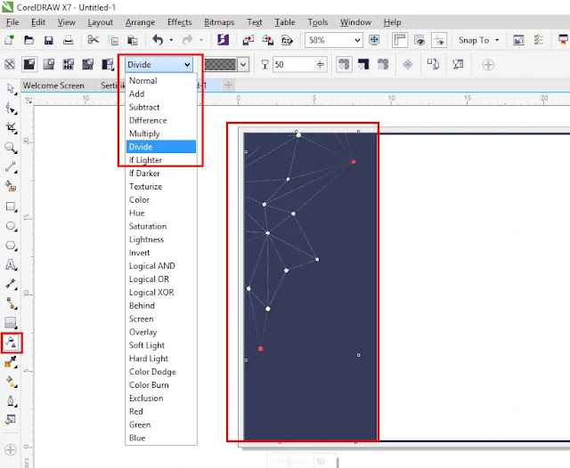 Download Sertifikat CDR Coreldraw Gratis