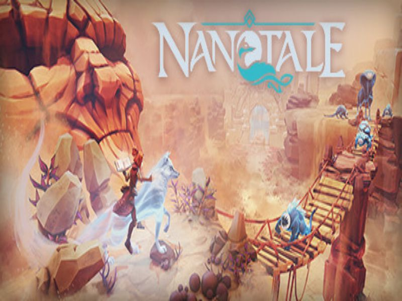 Download Nanotale Typing Chronicles Game PC Free