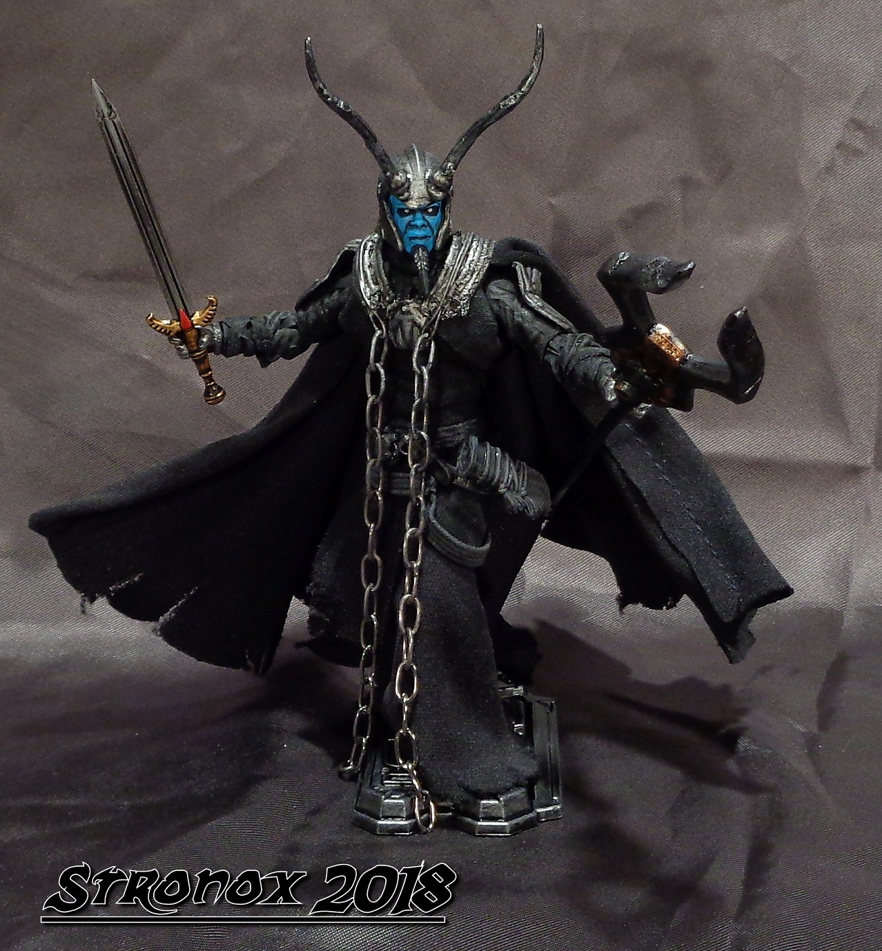 Stronox Custom Figures Star Wars Marka Ragnos You can help star wars: star wars marka ragnos