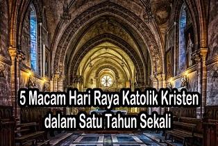 Hari Raya Katolik Kristen
