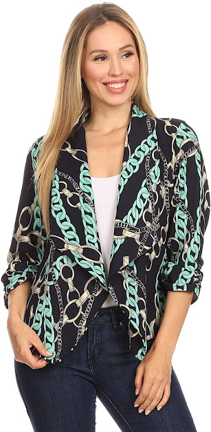 Casual Women's Blazers Jackets