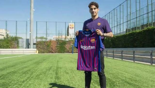 Barcelona resmi datangkan ludovit reis