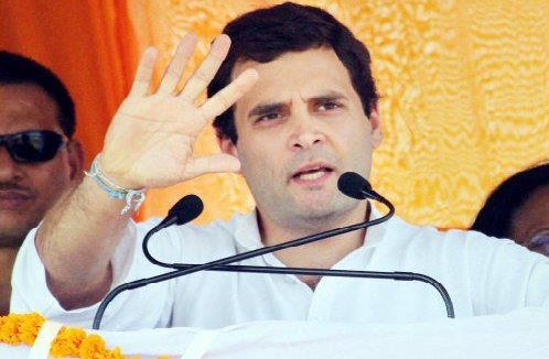 Congress Will Launch 'Surgical Strike' On Poverty: Rahul Gandhi