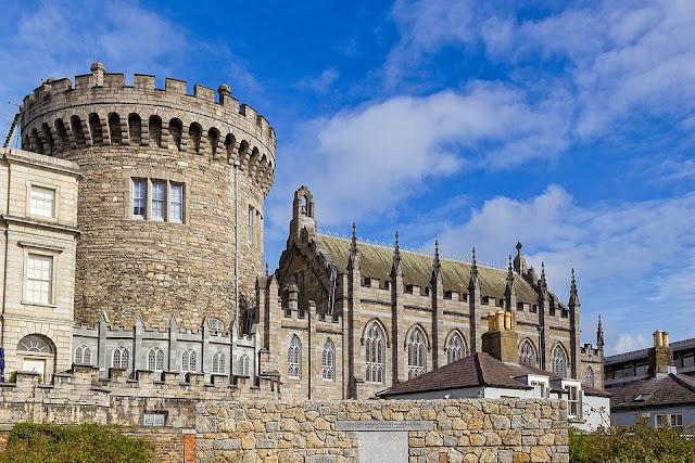 irlande monument