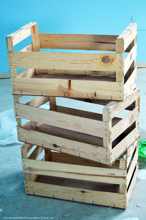 Decorar Cajas De Frutas - Cajas-fruta